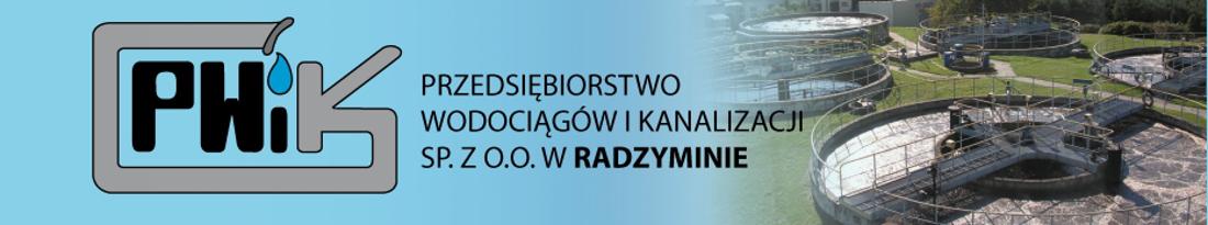 Przedsiębiorstwo Wodociągów i Kanalizacji w Radzyminie Sp. z o.o.